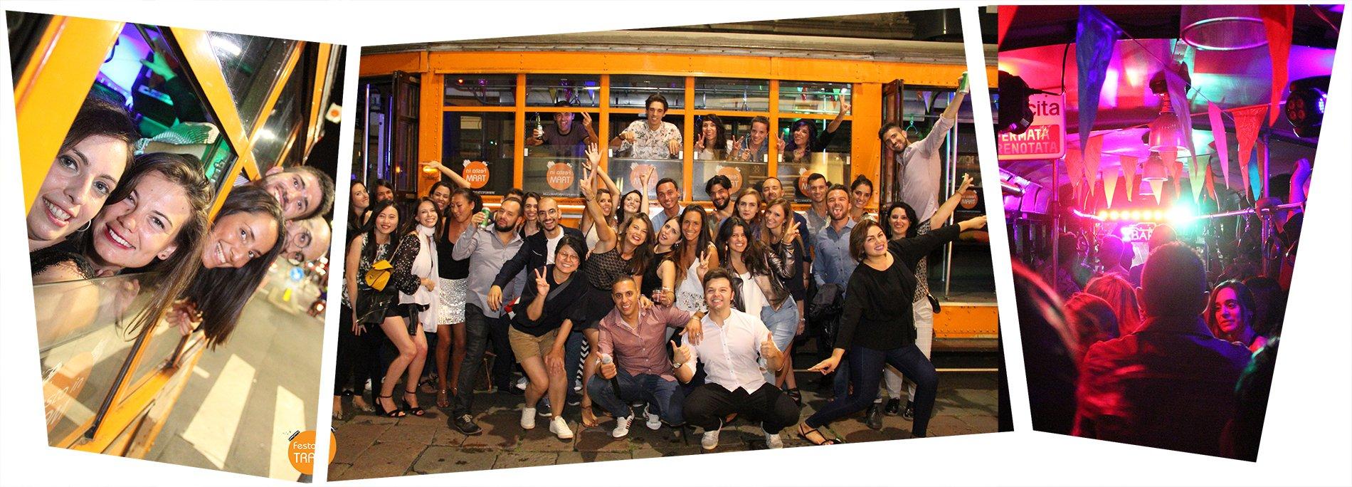 Eventi Milano. Festa in Tram Milano